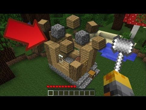Minecraft Self Building Houses Mod Watch A Building Create Itself In Front Of You Minecraft Minecraft Building Minecraft Houses