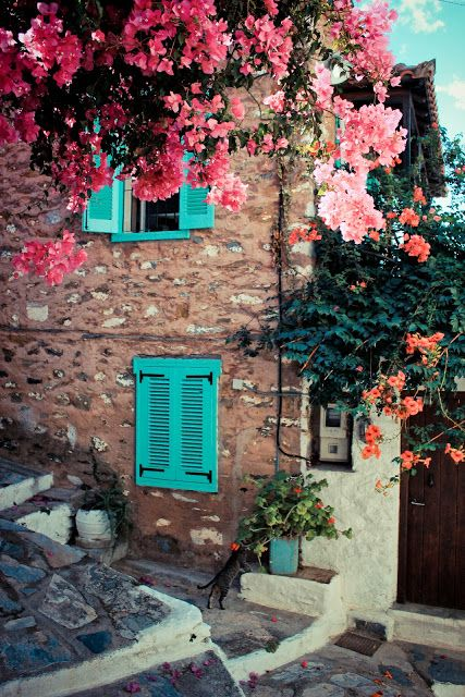 Turquesa, Verde, Rosa, Azul...por Depósito Santa Mariah