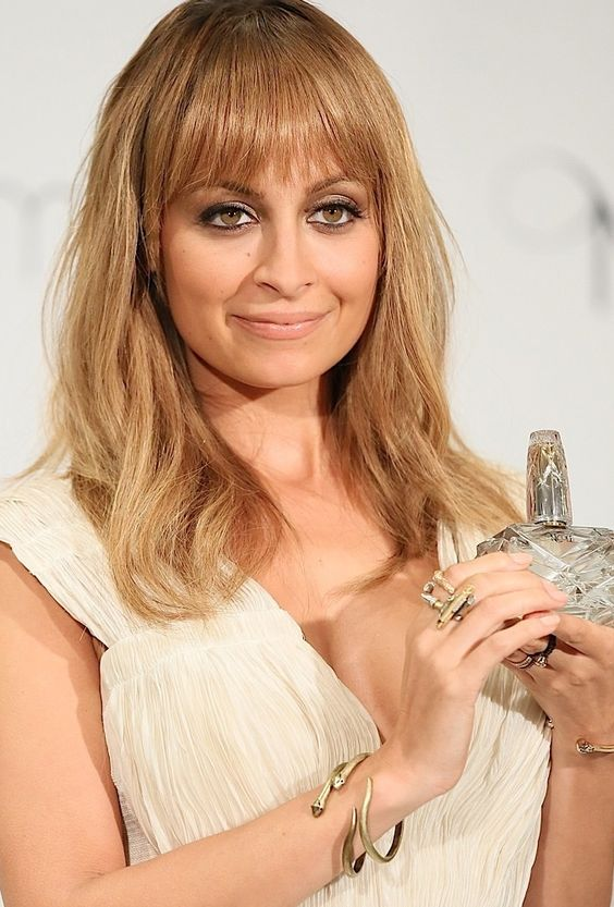 House of Harlow 1960 Brass Snake Cuff with Jet Pave Eyes as Seen On Nicole Richie
