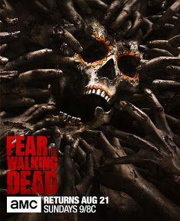 SôNERD & CIA: Fear The Walking Dead - Retorno de 2ª Temporada co...