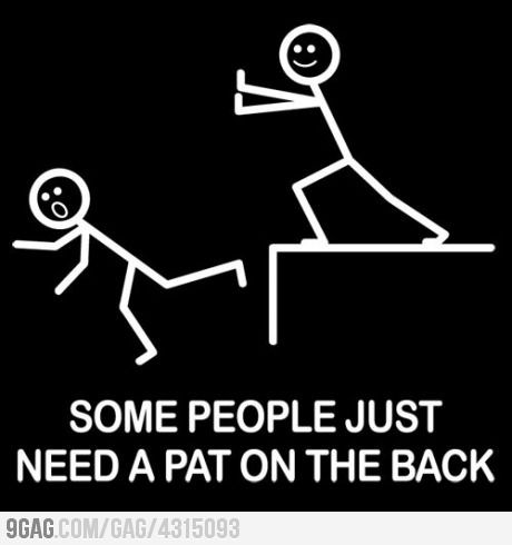 Some People......