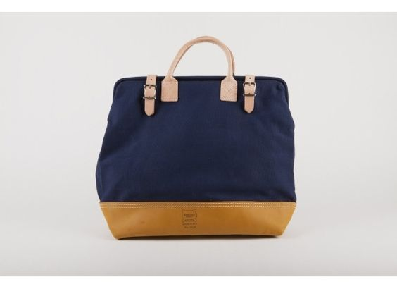 SHOP.LAMBLIFE.COM  canvas mason bag  $98