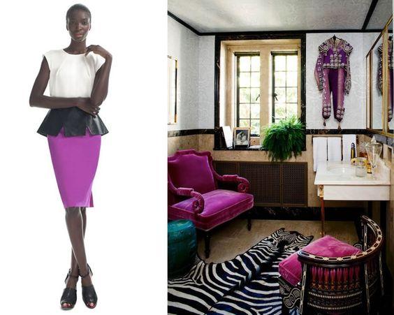 M'ODA 'OPERANDI - Rachel Roy Resort 2013 and Windsor Smith