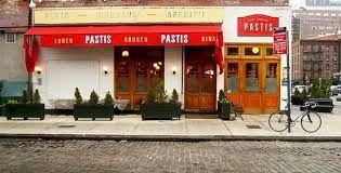 """Pastis""  New York"