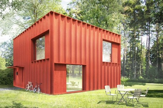 The Hemnet Home: la vivienda ideal de los suecos http://ini.es/1XLsvA5 #Casas, #CasasSuecas, #DiseñoDeCasas