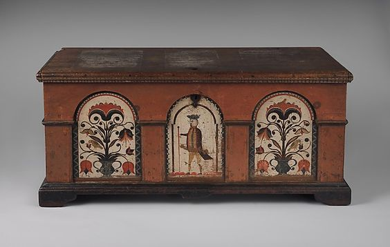 Dower Chest | American | The Met