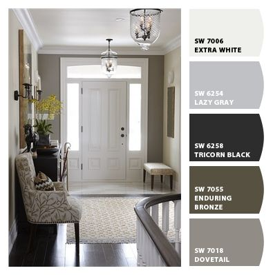 Bronze Gray And Colors On Pinterest