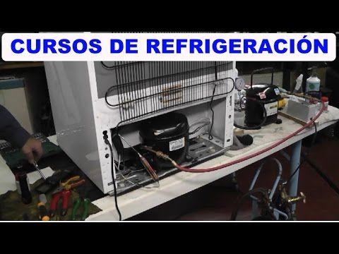 Como Cargar Gas A Una Nevera Refrigerador R134a Ecológico Youtub Mantenimiento De Aire Acondicionado Aire Acondicionado Refrigeracion Y Aire Acondicionado