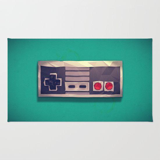 NES Area & Throw Rug