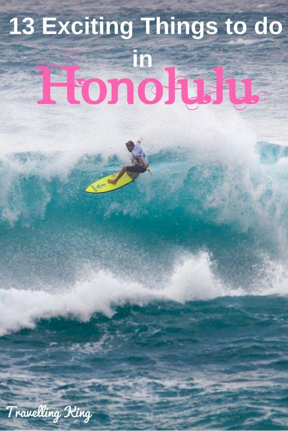 1cdbfc2ec3a7ec670535c2301c61092e - 12 Perfect Itineraries For Honolulu, Hawaii