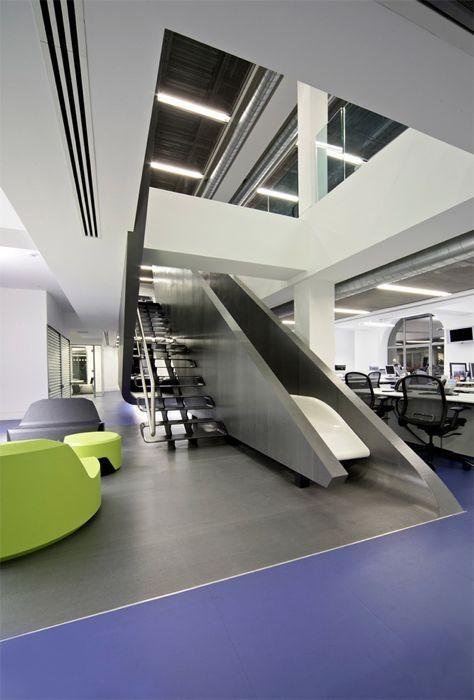 Red Bull get their slide on in Soho, London