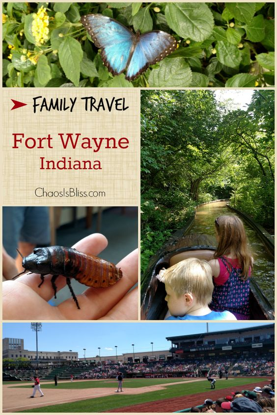 Family Travel Fun Things Forts And Vacation - Midwest family vacations