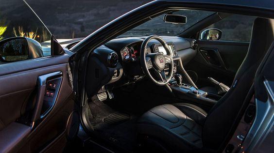 The new 2017 Nissan GT-R is more GT-R than ever. It's the one and only supercar…