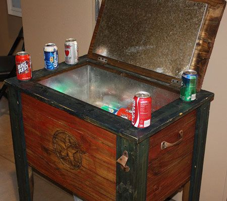Awesome ice chest.