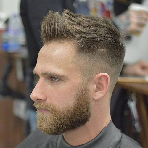 35 Best Haircuts And Hairstyles For Balding Men 2020 Styles Balding Mens Hairstyles Beard Hairstyle Short Textured Hair
