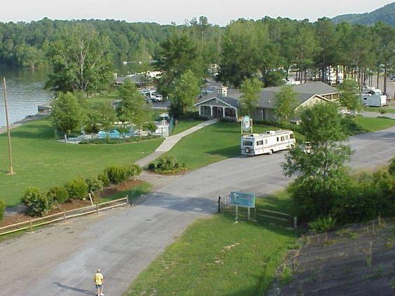 River Country RV Resort Gadsden AL