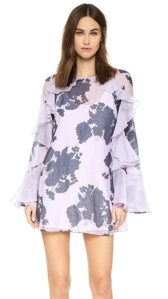 Love the flowy sleeves—Alice McCall Delilah Dress