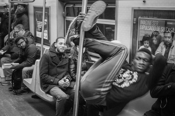 https://flic.kr/p/DBhcJx | Sans titre | NYC | 2016  It's been pretty cold in NYC but the breakdancers in the city have been out in full effect.  More Places to find me:  Instagram | Twitter | Tumblr