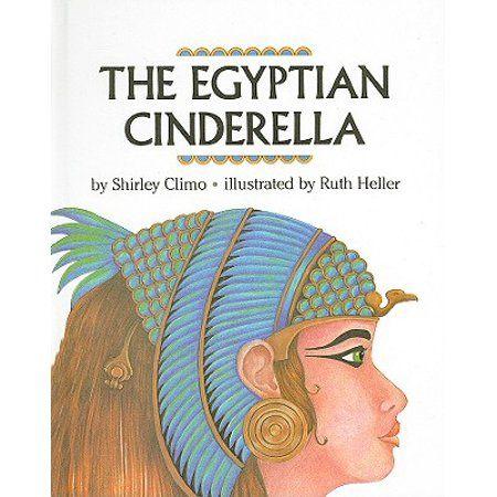 Rhodope, de Egyptische oorsprong van het verhaal van 'Assepoester'
