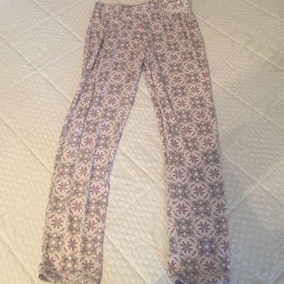 Cool girl pajama pants Super soft, elastic waist and bottom! BUNDLE AND SAVE ❤️ Cool Girl Intimates & Sleepwear Pajamas