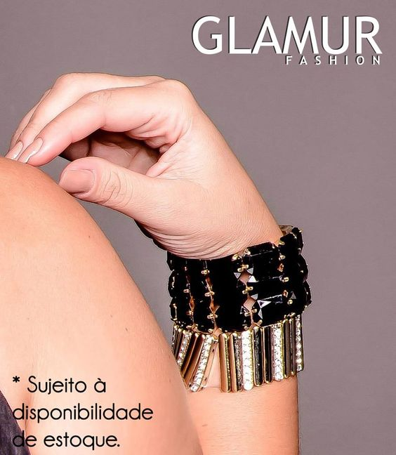 Pulseirismo Glamur Fashion.