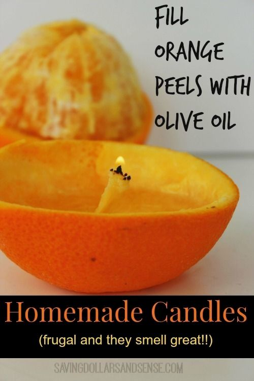 Colonial Candle Making Used Berries To Produce Their Fragrance Homemade Candles Orange Peel Candle Orange Peels Uses