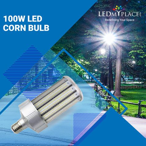 Brightest Led Corn Bulb 100w The Designed To Be Seen Grab Now Bulb Decorative Light Bulbs Led