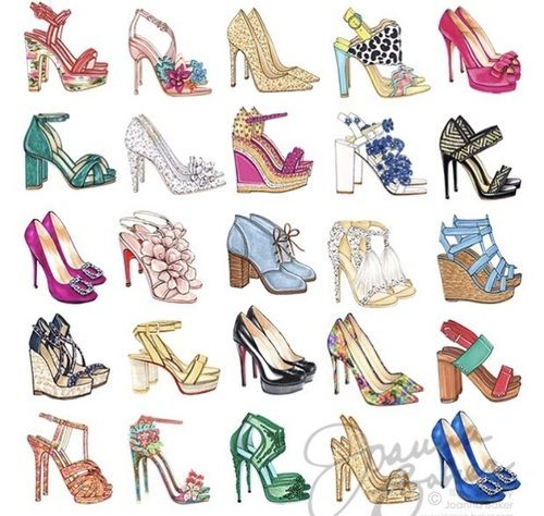 Image about fashion in shoes by N723S on We Heart It