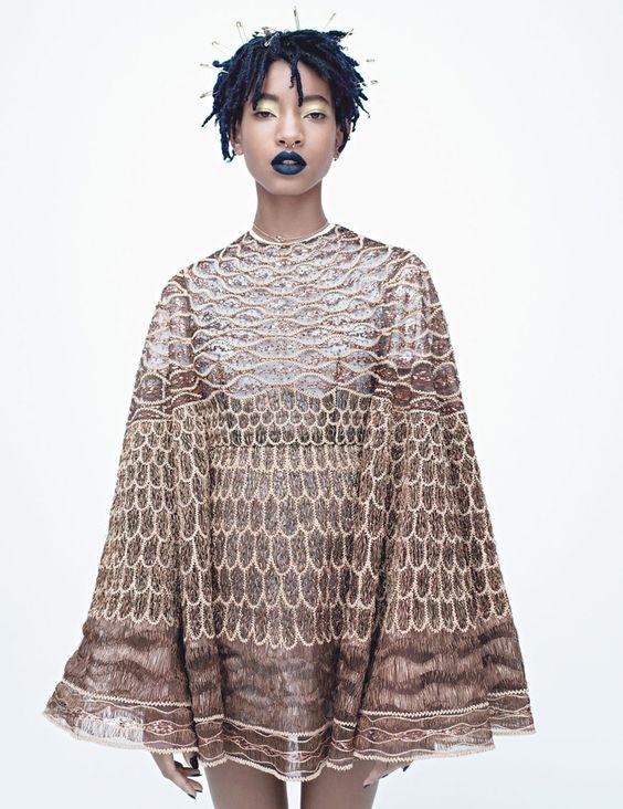 Willow Smith Slays In W Magazine