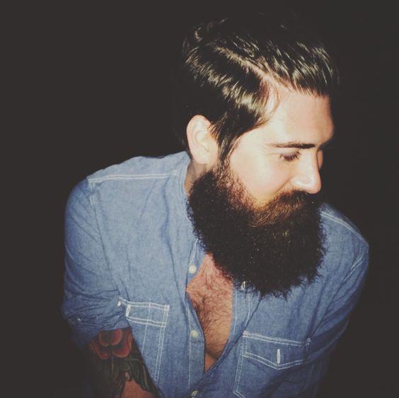Hair cut styles, Beards and Hairy chest on Pinterest