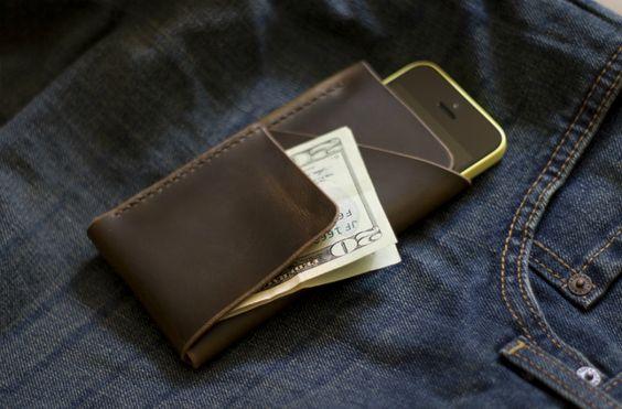 iPhone Crossroads Wallet