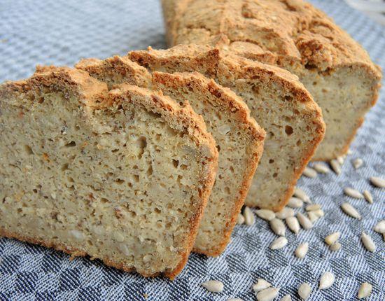 Reis Mandel Brot Rezept Rezepte Joghurtbrot Joghurtbrot Ohne Hefe