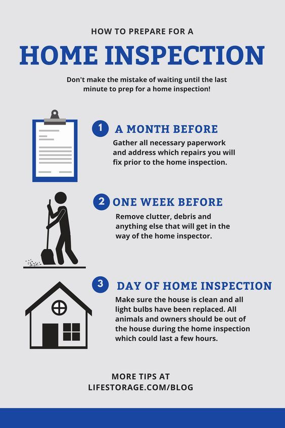 If You Re Looking To Sell Your House It S Already Time To Start Preparing For Your Home Inspection By Prepping Y Inspection Checklist Home Inspection Inspect