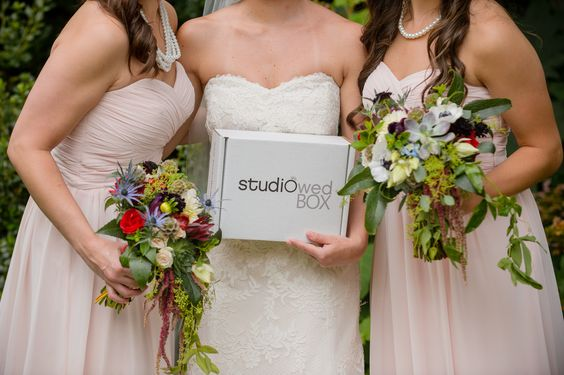 wedding monthly subscription box