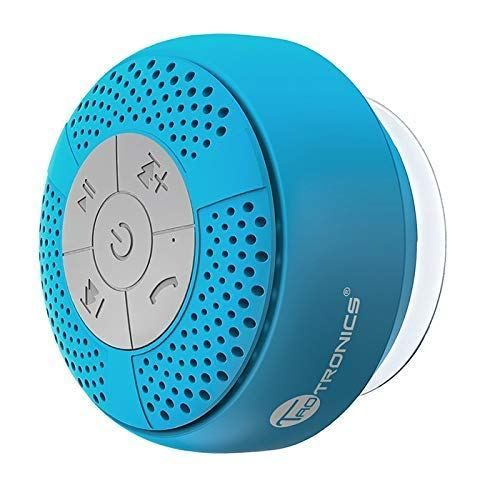 Bluetooth Shower Speaker Taotronics Water Resistant Portable Wireless Shower Speaker Hands With Images Wireless Shower Speaker Shower Bluetooth Speaker Shower Speaker