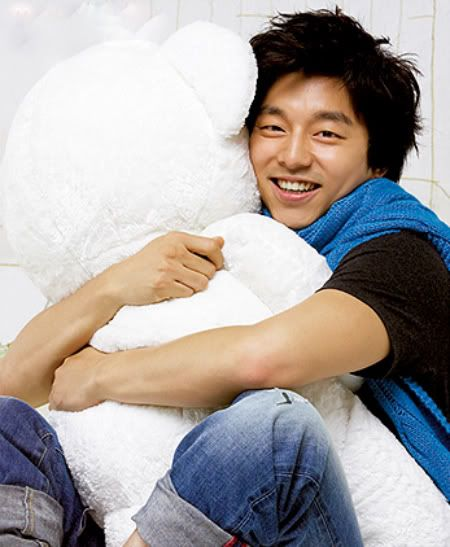 Gong Yoo, from two of my favorite dramas BIG and Coffee Prince.