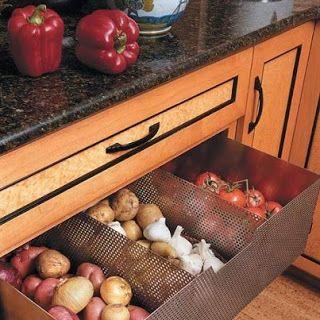 Consejos para almacenar frutas y verduras y mantenerlos frescos más tiempo | ECOagricultor: