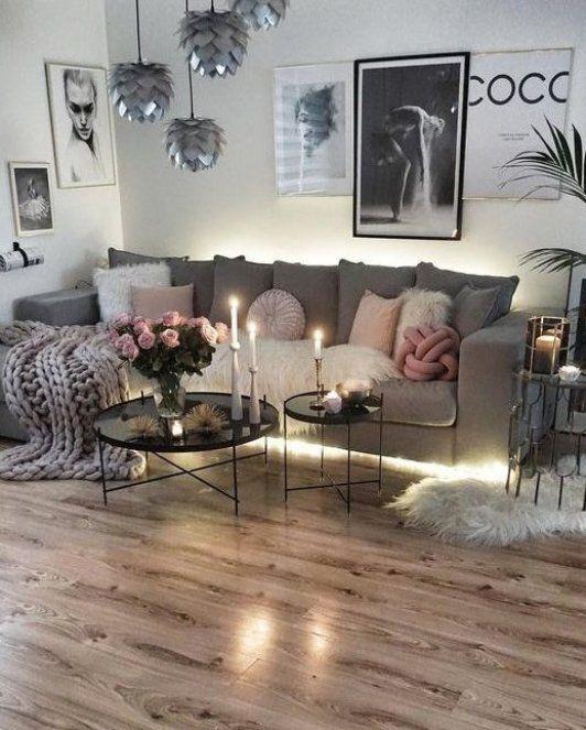 P I N T E R E S T Envytaaliyah I N S T A G R A M Architecture Decor Ideas Decoratin Romantic Living Room Elegant Living Room Home Living Room