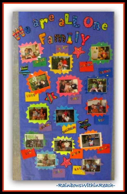 200+ Back to School Bulletin Boards and Decorated Classroom Doors! - RainbowsWithinReach