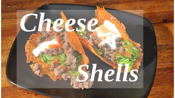 Cheese Shells with KtO_ Keto