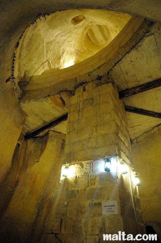 Casa Rocca Piccola - a Palazzo, home to Maltese Nobility: