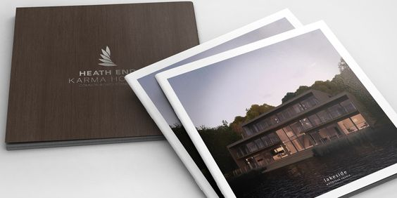 Property Brochure Design Company Maps \ Info Graphics - property brochure