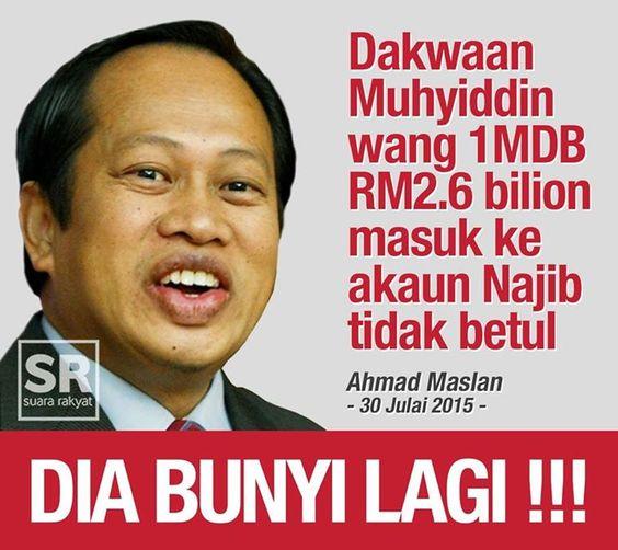 'Derma RM2.6 bilion daripada negara negara sahabat yang tidak sekuat mana'