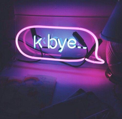 K. Bye. Quote. www.publicdesire.com