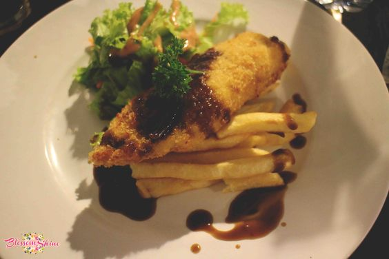 Chicken Cordon Bleu Secret Garden Jogja