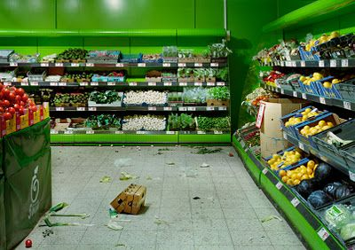 Grocery Store/Fallout Shelter