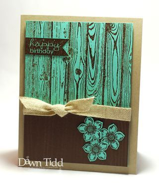 I like this card by Dawn