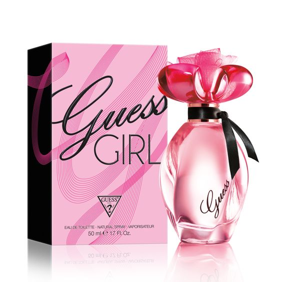 PERFUME GUESS GIRL 50 ML
