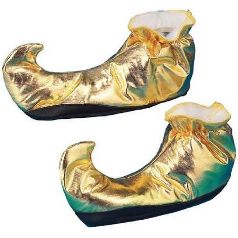 Amazon.com: Gold Genie Shoes: Clothing