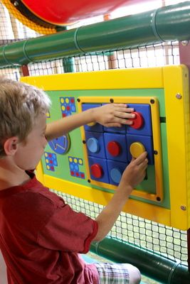 Interactive Play Panels   #makingfunfunner #awesomeplaygrounds